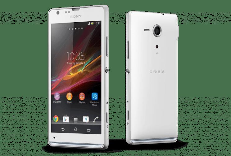 Sony Xperia SP C5303 01 - Review: Sony Xperia SP (C5303)