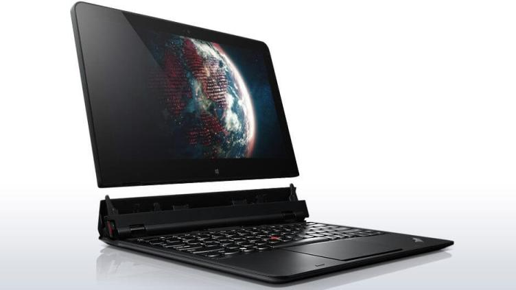 lenovo convertible tablet thinkPad helix tablet view detached keyboard 6 - Lenovo ThinkPad Helix: uma mistura eficiente de ultrabook e tablet