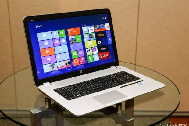 HP Envy 17 Leap Motion Special Edition TouchSmart - HP apresenta primeiro notebook com o sensor Leap Motion