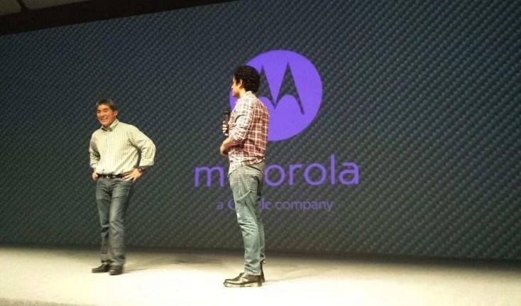 Guy Kawasaki, consultor da Motorola, apresenta o Moto X, em São Paulo / Rodrigo Zaratin