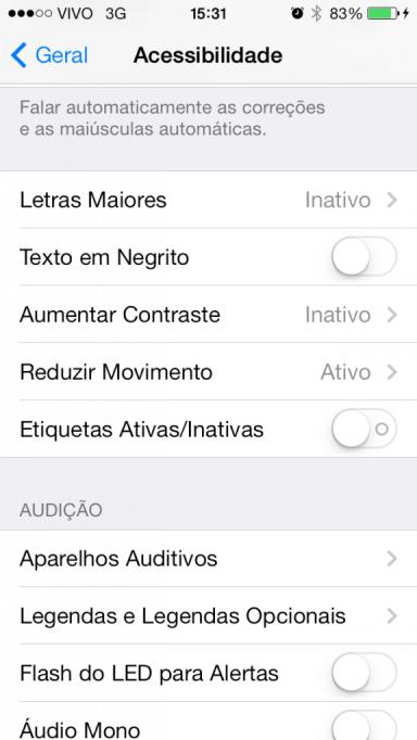 ios parallax - Top 7 segredos do iOS 7 que todo mundo precisa saber!