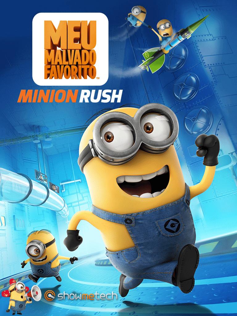 logoipad - Game Review: Meu malvado favorito: Minion Rush (iOS)