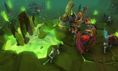 Crater - RuneScape 3: RPG Online que tem 200 milhões de fãs no mundo chega ao Brasil em Português