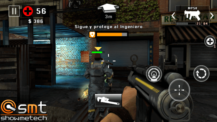 Missão1 720x405 - Game Review: Dead Trigger 2 (Android/iOS)