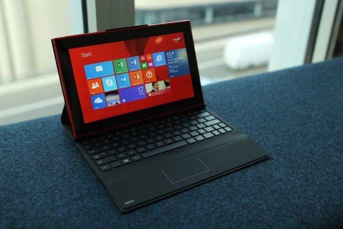 Nokia Lumia 2520 Power Keyboard