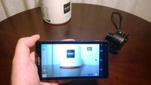 Sony DSC QX10 13 300x168 - Hands-on: Sony DSC-QX10, câmera WiFi para smartphones