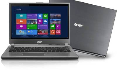 acer - Review: Ultrabook Acer M5 Touch