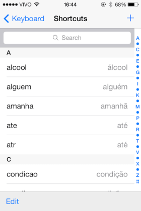 corretor iphone - OS X Mavericks: as novidades mais interessantes