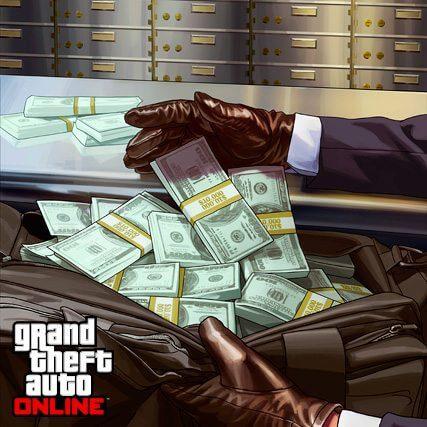 gta cash - Jogadores de GTA Online receberão meio milhão de GTA$