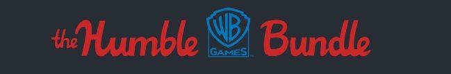Humble Warner Bros Bundle Logo - Humble Warner Bros Bundle oferece jogos incluindo Batman Arkham, Senhor Dos Anéis e F.E.A.R. por US$ 1,00