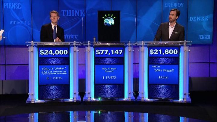 O supercomputador Watson da IBM