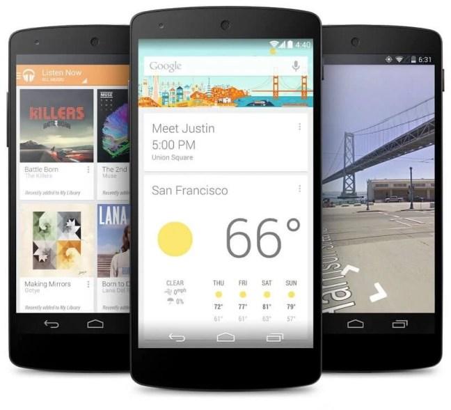 Nexus 5 720x654 - Nexus 5: bateria terá melhor rendimento graças a nova tecnologia