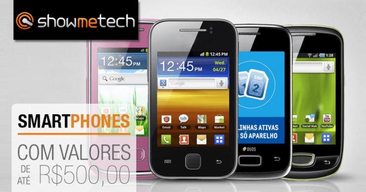 Campanha 1 720x378 - Especial de Natal: smartphones abaixo de R$ 500