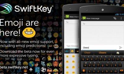 Novo beta do Swiftkey adiciona emojis, novo tema e outras novidades