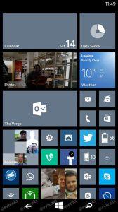 Windows Phone 8.1 168x300 - Windows Phone 8.1 ganha centro de notificação, assistente pessoal e botões na tela