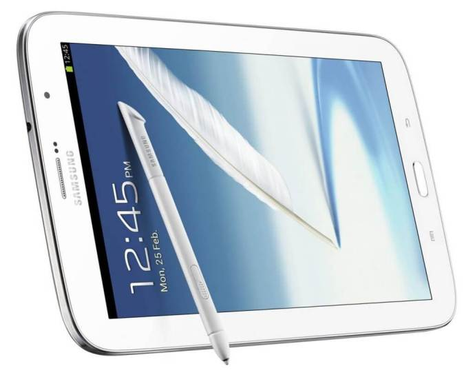 imagem note8 001 720x568 - Review: Samsung Galaxy Note 8.0 (GT-N5100)