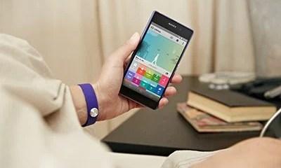 02 SmartBand 1ba10b44fbd3fddff7858eb7d8eeeef0 - Resumo: Conferência da Sony na CES 2014