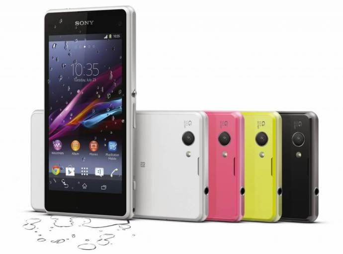 0 Xperia Z1 Compact 720x534 - Resumo: Conferência da Sony na CES 2014