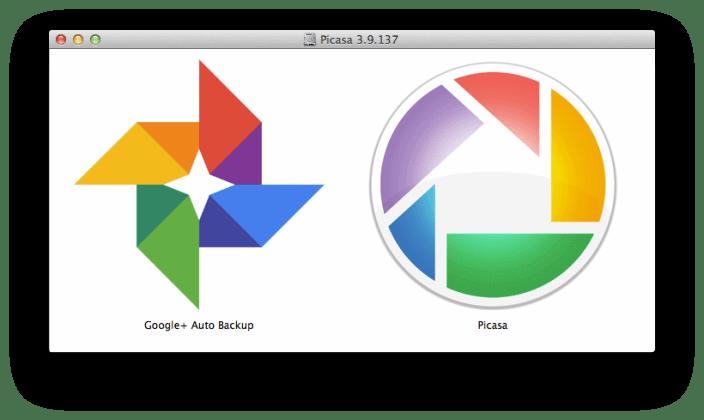 Picasa auto backup google+ - Picasa é atualizado com backup automático na nuvem