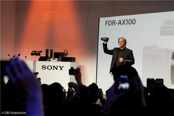 sony ces press 2 - Resumo: Conferência da Sony na CES 2014