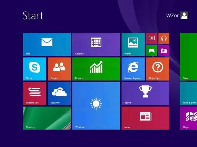 windows 8.1 update 1 1 720x540 - Imagens do Windows 8.1 Update 1 vazam, mas botão Iniciar ainda não deve voltar