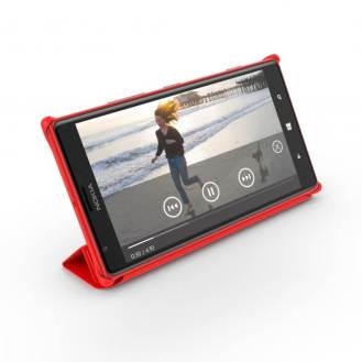 Posição para ver vídeos no Lumia 1520