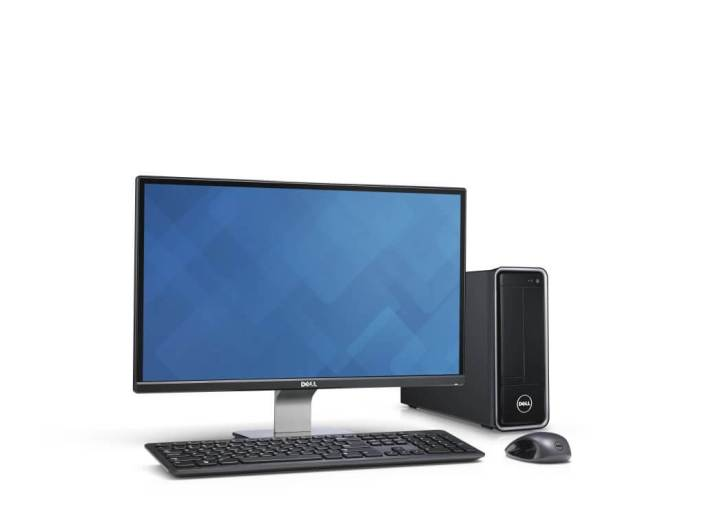 Inspiron Small Desktop 3000 Series with Peripherals