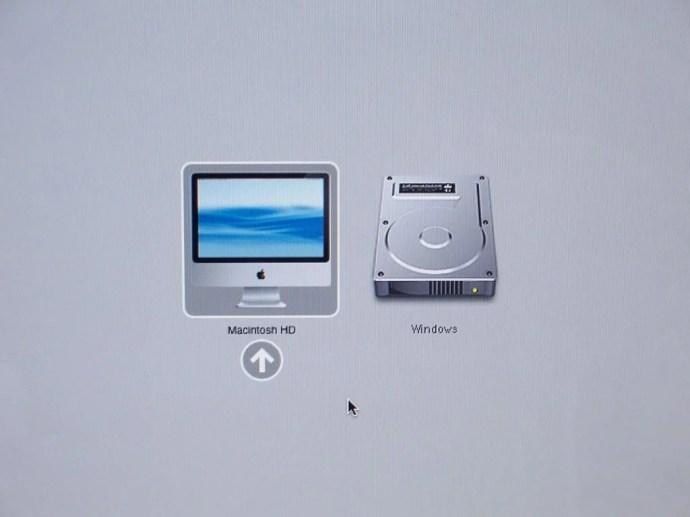 Mac Windows Bootcamp