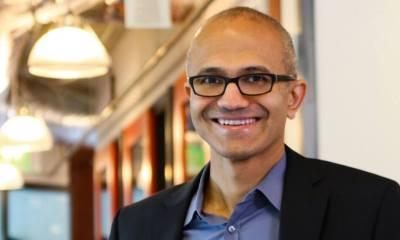 Nadella2 crop - Satya Nadella é o novo CEO da Microsoft