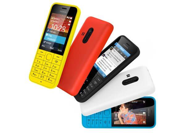 Nokia Asha 220 - Nokia lança celulares com internet por menos de R$ 100