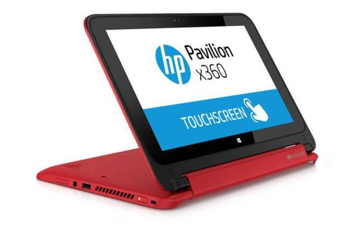 hp pavillion x360 720x465 - Novos tablets HP com Android e Windows 8.1 chegam ao mercado brasileiro