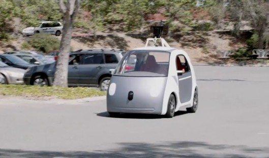 Carro Autônomo do Google - Google promete lançar carro autônomo em um ano