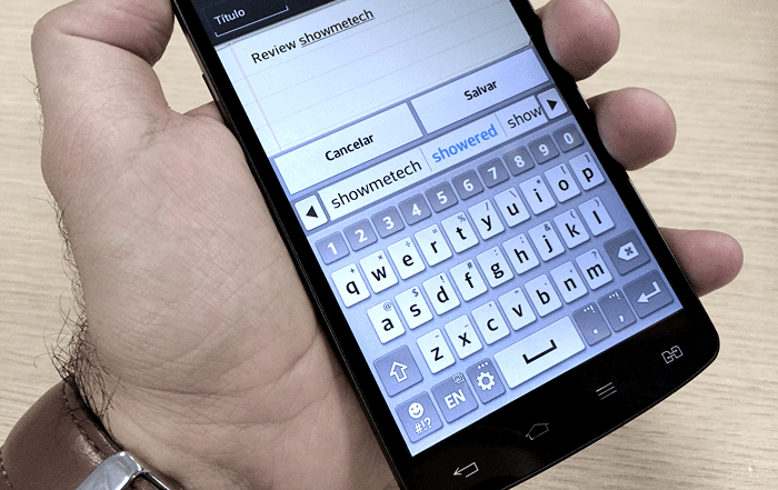 IMG 1443 - Review: smartphone LG L80