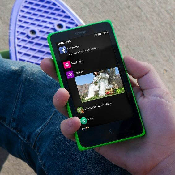 Nokia X1 - Smartphone Nokia X vai custar R$ 499 no Brasil