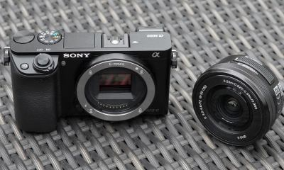Sony Alpha 6000 Mirrorless
