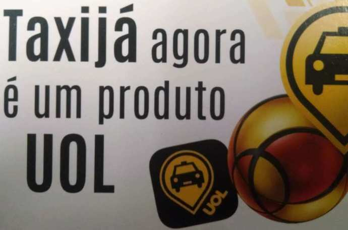 UOL Taxija 720x476 - Aplicativo Taxijá é comprado pelo UOL