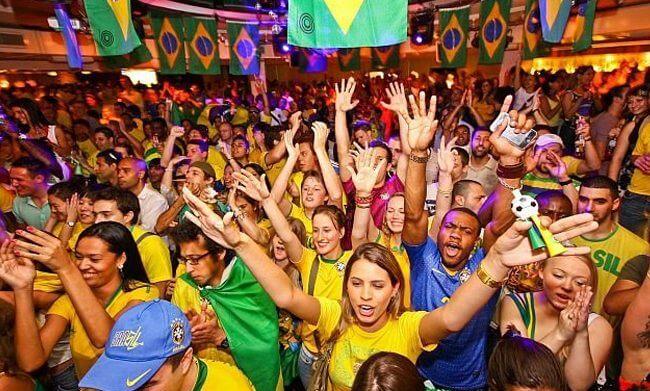 O futuro da raça humana é ser parecida com os brasileiros de hoje