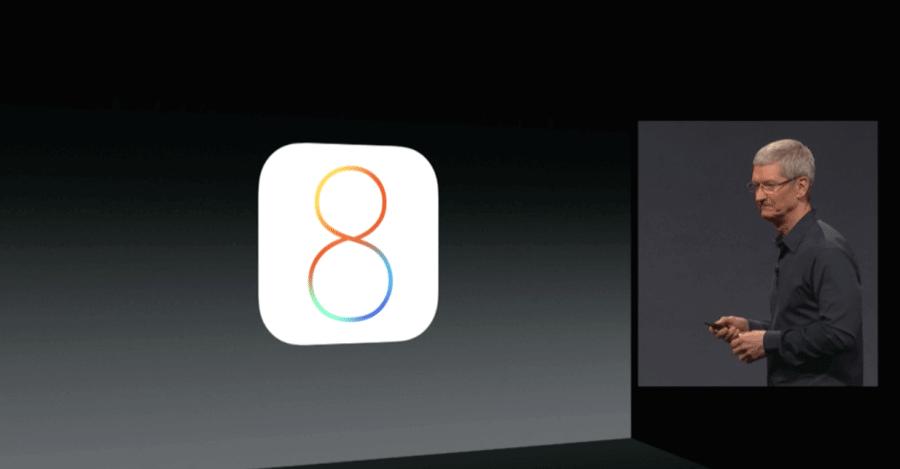 iOS 8 - WWDC 2014 - Conheça o iOS 8, novo sistema operacional do iPhone/iPad