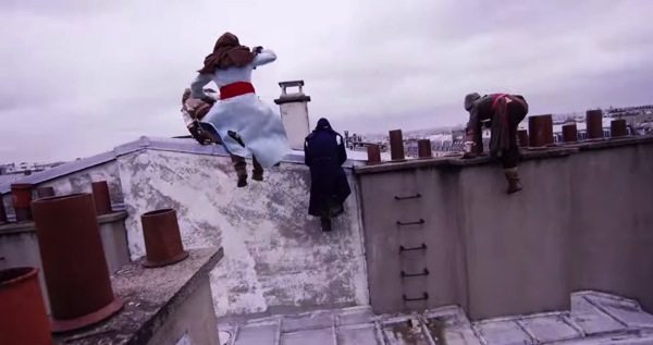 Assassins Creed real