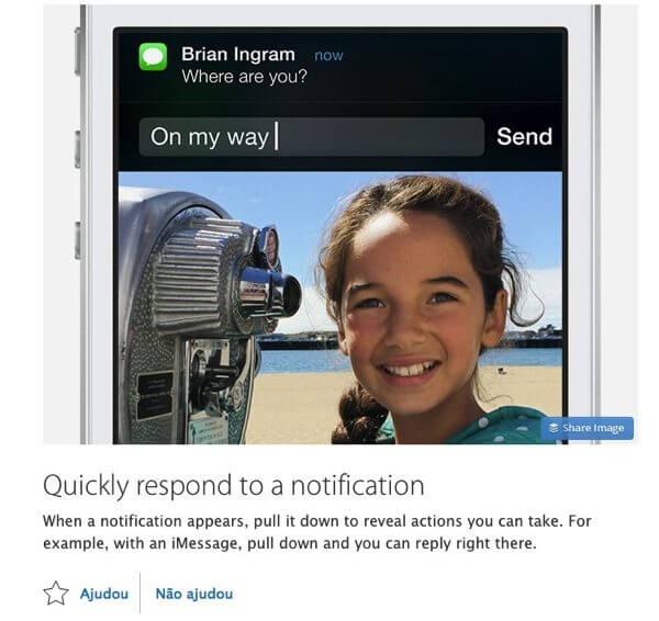 Dicas e Truques do iOS 2 - iOS 8 beta apresenta novo app Dicas