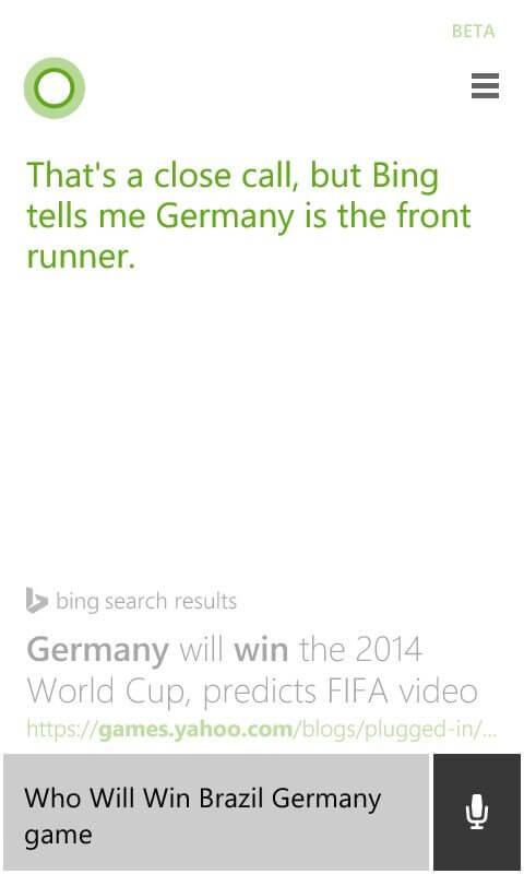Previsão resultado Brasil x Alemanha do Bing - Copa do Mundo: Bing acerta vitória do Brasil sobre a Colômbia mas diz que seleção perde na semifinal