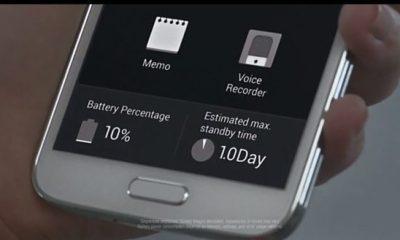 Samsung iPhone - Samsung faz graça com bateria do iPhone em comercial