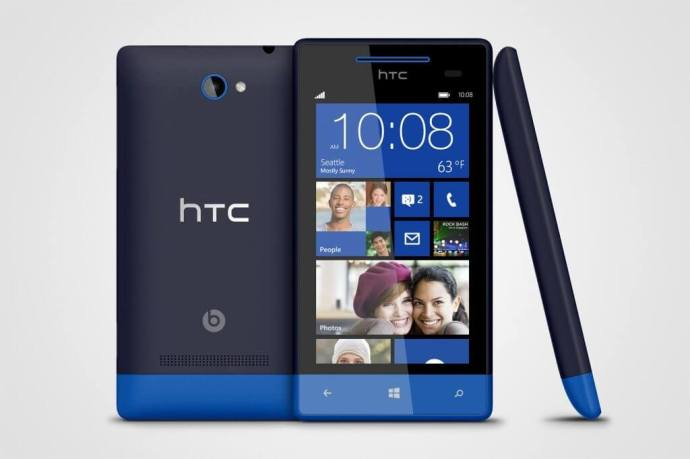 WindowsPhone8S 3v Blue 720x479 - HTC One ganhará versão com Windows Phone
