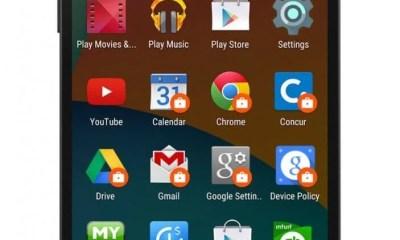 android l google samsung knox lock - Google mostra novidades do Android para empresas