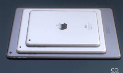 """1409092306 featured - Apple deve lançar iPad maior com tela de 12.9"""" em 2015"""