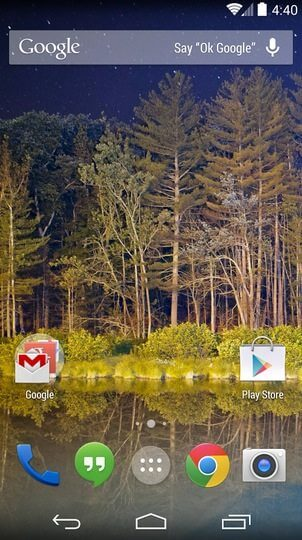 Google Now Launcher - Google Now Launcher agora é compatível com Android 4.1+