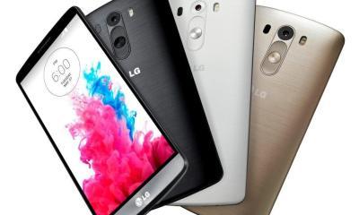 LG G3 Cores - Review: smartphone LG G3, a revolução da LG