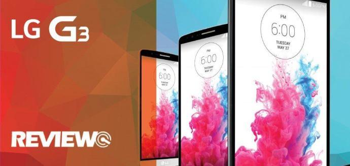 Review LG G31 720x342 - Review: smartphone LG G3, a revolução da LG
