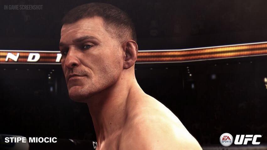 ufc stipe miocic - Jogo UFC da EA Sports recebe três novos lutadores
