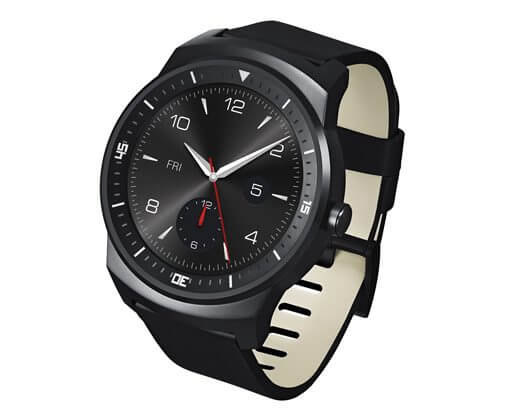 2 lg g watch r 280814 - LG lançará novo G Watch R na IFA 2014